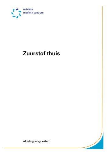 030.219 _05_13 ~ Zuurstof thuis WEB.pdf - Máxima Medisch Centrum