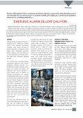 gezegende enerji alarmı - Makina Mühendisleri Odası - Page 2