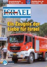 Ein Zeugnis der Liebe für Israel - Missionswerk Mitternachtsruf