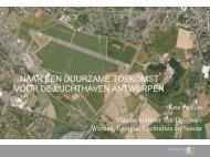 Naar een duurzame toekomst voor de Luchthaven Antwerpen (.pdf ...