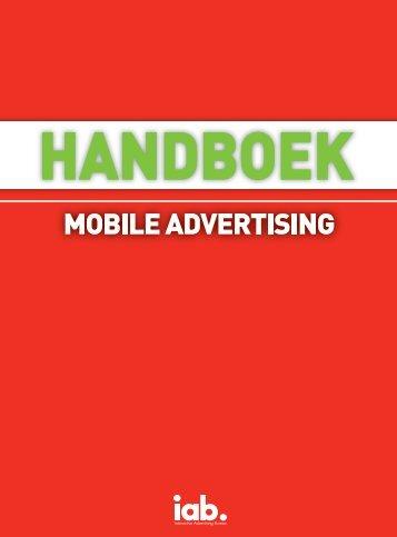 Handboek Mobile Advertising - MobGen
