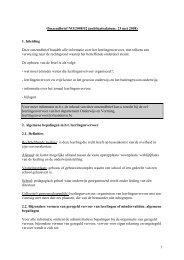 Omzendbrief inzake het leerlingenvervoer NO/2008/02 van - Mobiel ...
