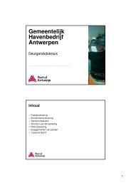 Download presentatie - Mobiel Vlaanderen
