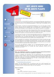 Nieuwsbrief september 2011 - Mobiel Vlaanderen
