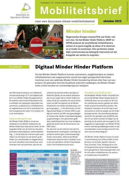 Download pdf-versie van deze Mobiliteitsbrief - Mobiel Vlaanderen