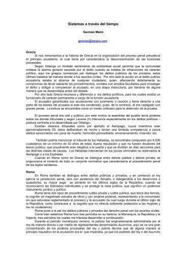Sistemas a través del tiempo - Monografias.com