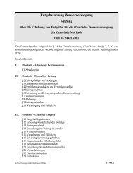 Entgeltwasserv2001 01 - Gemeinde Morbach