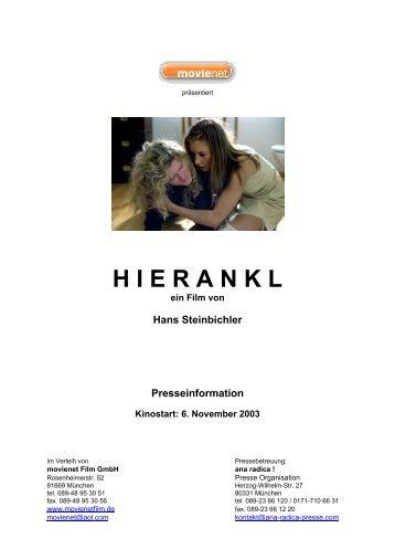H I E R A N K L - Movienet Film GmbH