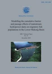 Modeling The Cumulative Barrier And Passage Effects Of ...