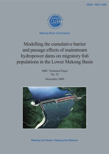 Modeling The Cumulative Barrier And Passage Effects Of
