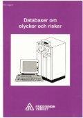 Databaser om olyckor och risker - Page 2