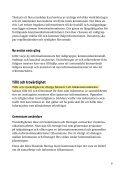 Att informera allmänheten om risker och skydd vid ... - Page 5
