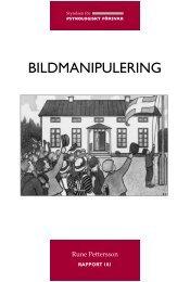 BILDMANIPULERING