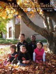MDB Fall 2011 - Maryland School for the Deaf