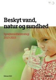Beskyt vand, natur og sundhed - Miljøstyrelsen