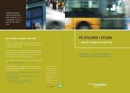 Få stilhed i stuen (pdf) - Miljøstyrelsen