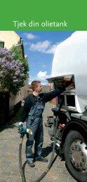 Tjek din olietank - Miljøstyrelsen