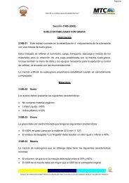 Sección 310B (2005) SUELO ESTABILIZADO CON GRAVA ...