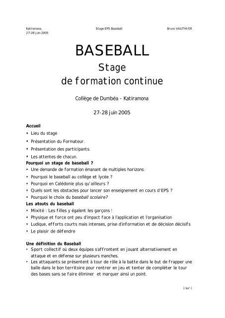 présentation sous document PDF