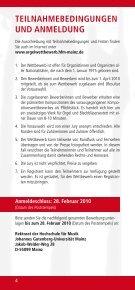 Flyer zur Ausschreibung (deutsch) (604 KB) - Hochschule für Musik ... - Seite 4