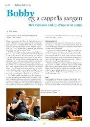 Musikmagasinet nr. 23 - musikkons.dk