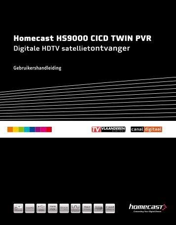 Download (3.04 MB, 29.03.2013) - Homecast