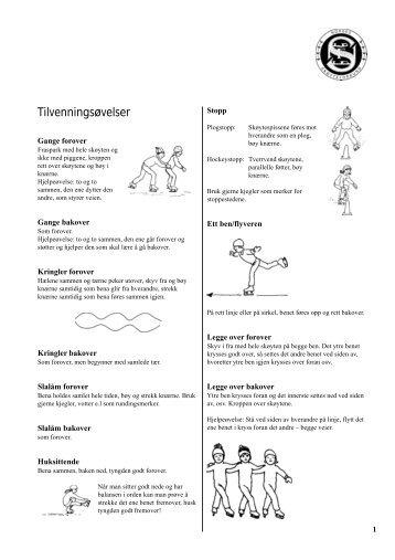 Skøyteaktiviteter - Norges Skøyteforbund