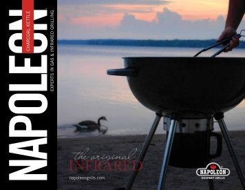 CHARCOAL KETTLE EXPER TS IN GAS & INFRARED GRILLING ...
