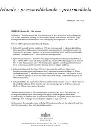 delande - pressmeddelande - pressmeddela - Nasdaq OMX