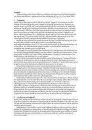 Loggbok Börsens tidigare råd i denna fråga har ... - Nasdaq OMX