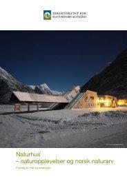 NP 17/2013 - Nasjonalpark- og verneområdestyrer
