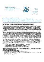 2013 Harmonerer Forvaltningsplan med at udtynde antal rensdyr ...