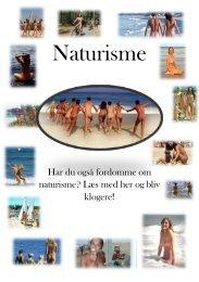 info-blad - Danske Naturister