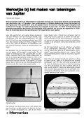 Mercurius - Werkgroep Maan en Planeten - Page 4