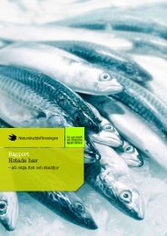 Rapport Hotade hav - Naturskyddsföreningen