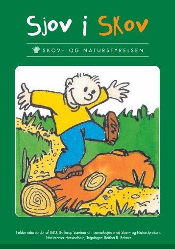 Sjov i Skov - Naturstyrelsen