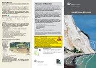 Møns Klint og Klintholm - Naturstyrelsen