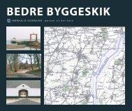 BEDRE BYGGESKIK - Naturstyrelsen