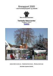 Årsberetning 2005 pdf - Naturstyrelsen