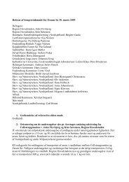referat af brugerrådsmøde for Esrum Sø fredag 20 - Naturstyrelsen