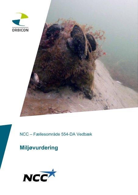 Miljørapport - Naturstyrelsen