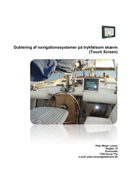 Instrumenter i netværk - Nauticat