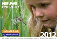 Bekijk hier het online Jaarverslag 2012 - Natuurmonumenten