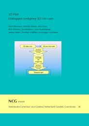+ Download pdf (12,4 Mb) - Nederlandse Commissie voor Geodesie ...