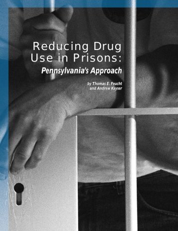 Reducing Drug Use in Prisons - National Criminal Justice Reference ...