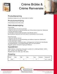 NESTLE Crème Brulee eierflan 1,3kg NL_12135251.pdf - Nestlé ...