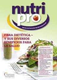 fibra dietética - Nestlé Professional