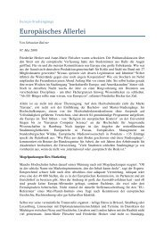 FAZ online, 07.05.2008 (PDF) - Netzwerk Europäische Bewegung ...