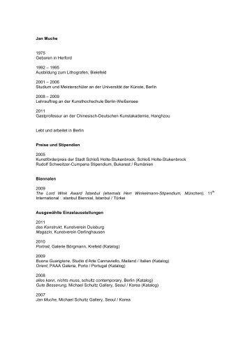 Biografie - netzwerk-international.de