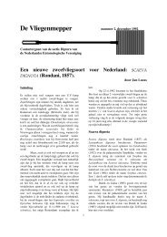 1992 Jaargang 1 nr 2 - Nederlandse Entomologische Vereniging